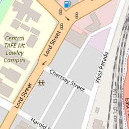Shell Coles Express Highgate, 1 Guilford rd (cnr Walcott St